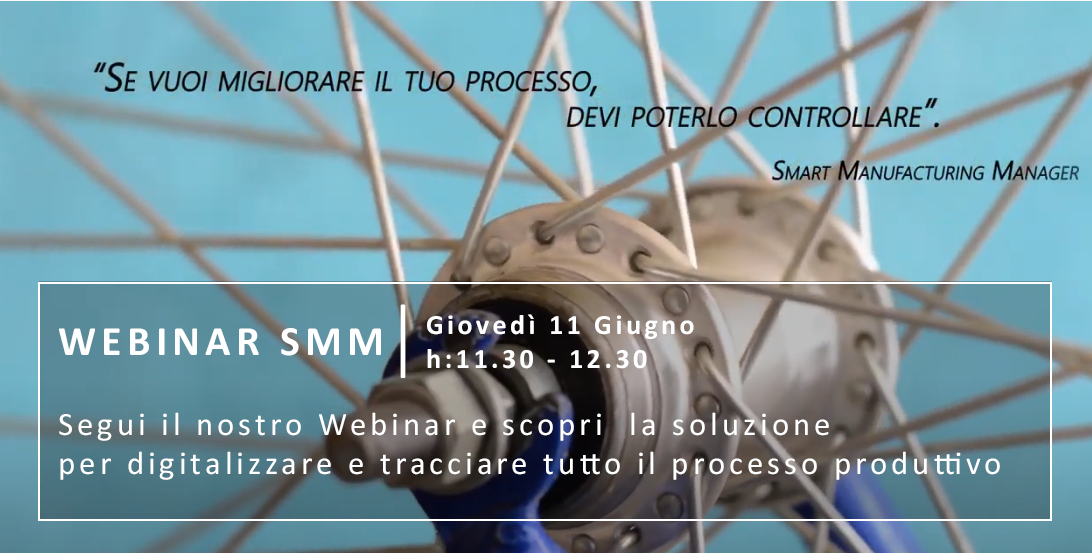Webinar SMM – Smart Manufacturing Manager